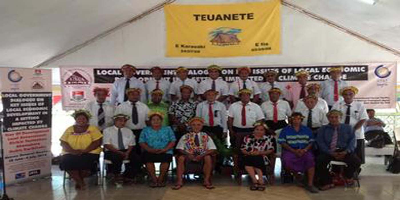 5th Mayors General Meeting Held in Maiana.